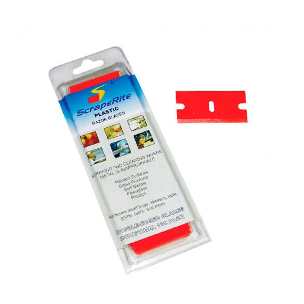 Лезвия запасные к GT138 красные пластиковые