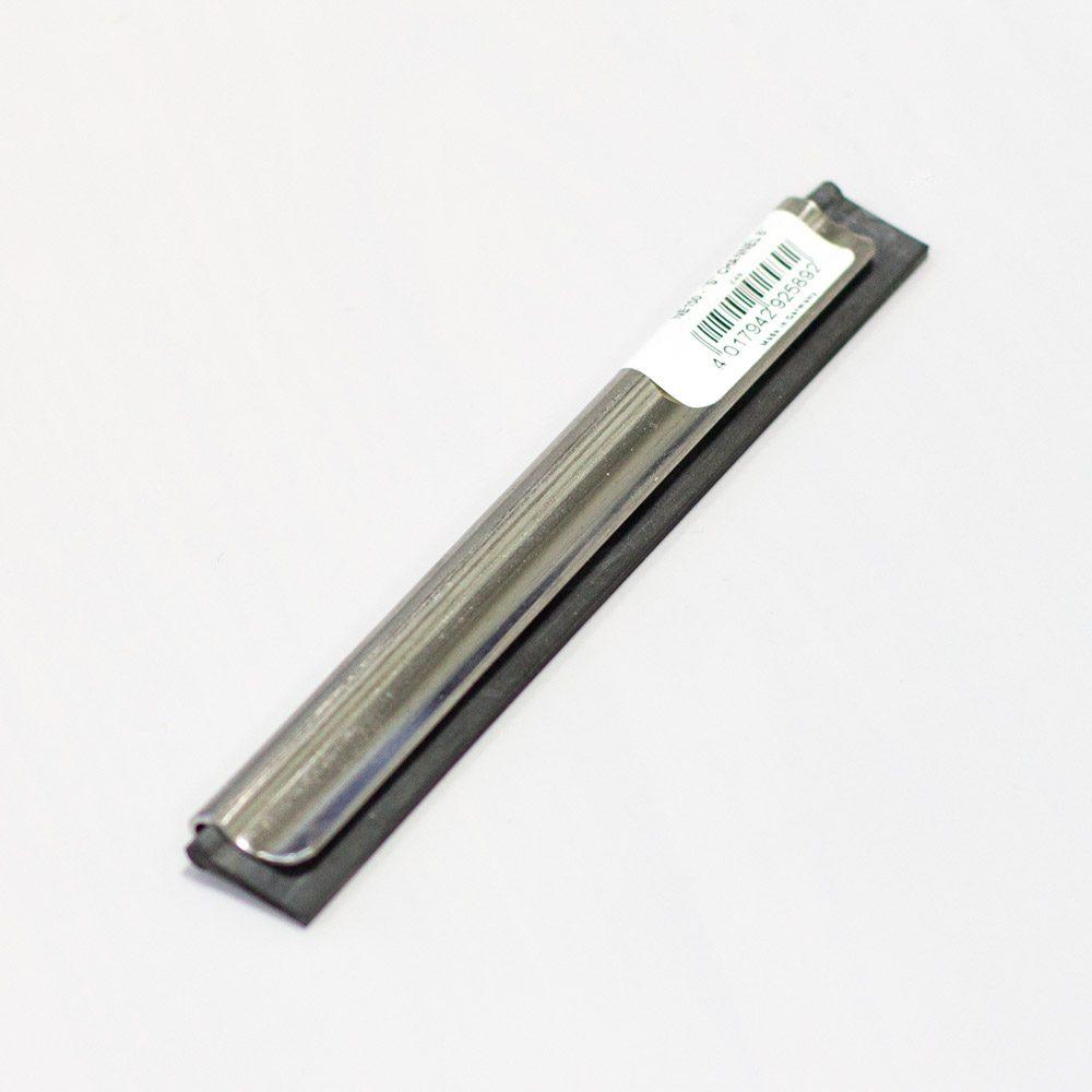Скребок с резиновой вставкой (15см.)